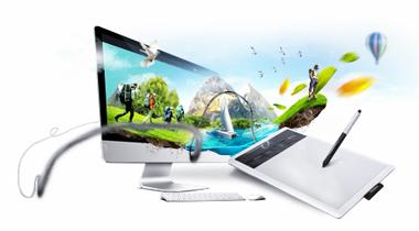 Создание web дизайна для главных страниц Интернет-сайтов